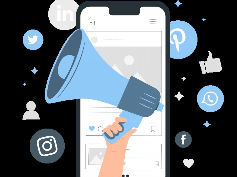 Les réseaux sociaux pour améliorer sa visibilité